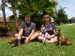 Connie and Scott Lynn, Pet Wants of Kissimmee, FL