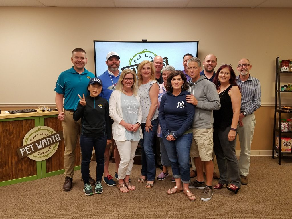 New Owners Group Picture