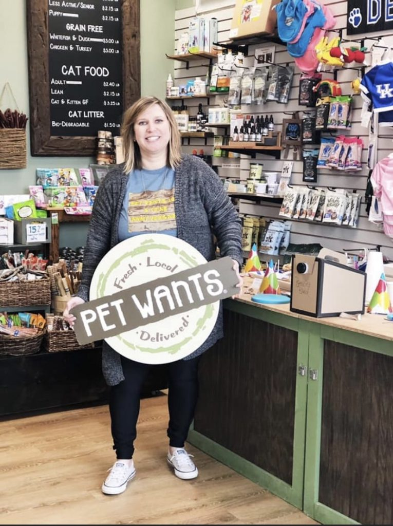 Melissa Mautz - Pet Wants Franchise Owner