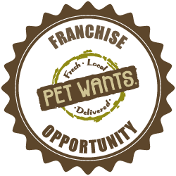 pet wants franchise opportunity