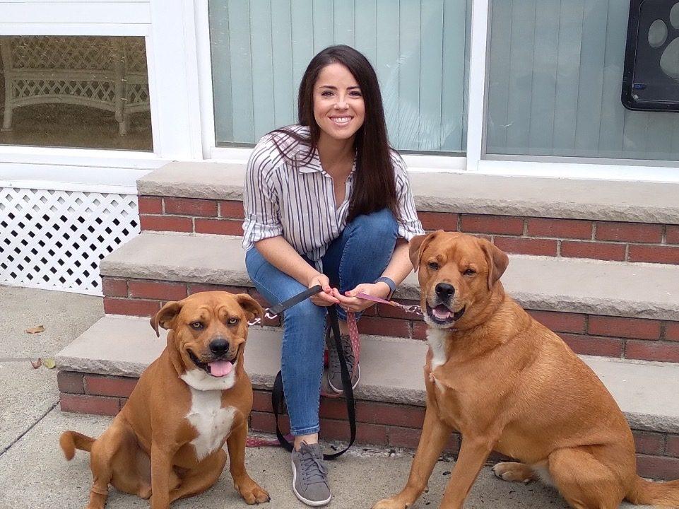 Rosaline Hansen Pet Wants Newton