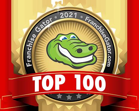 franchise gator top 100 fastest growing franchises