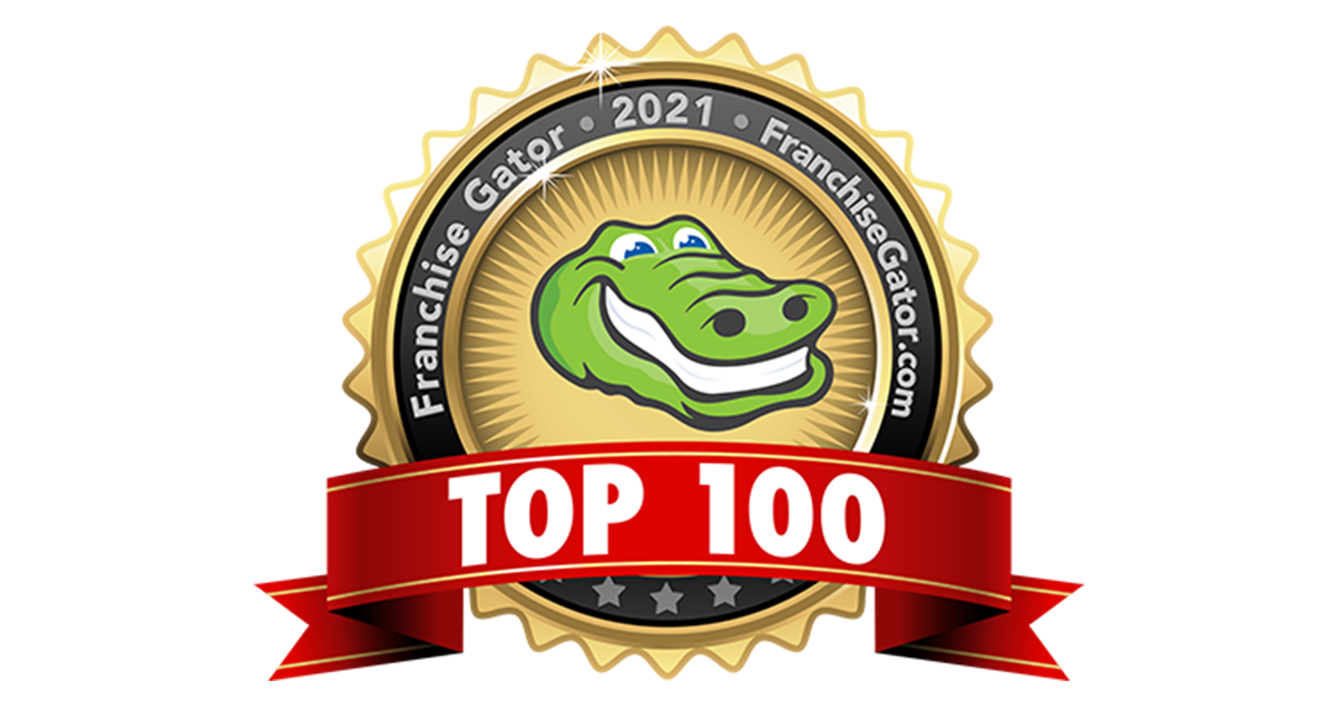 franchise gator top 100 fastest growing franchises
