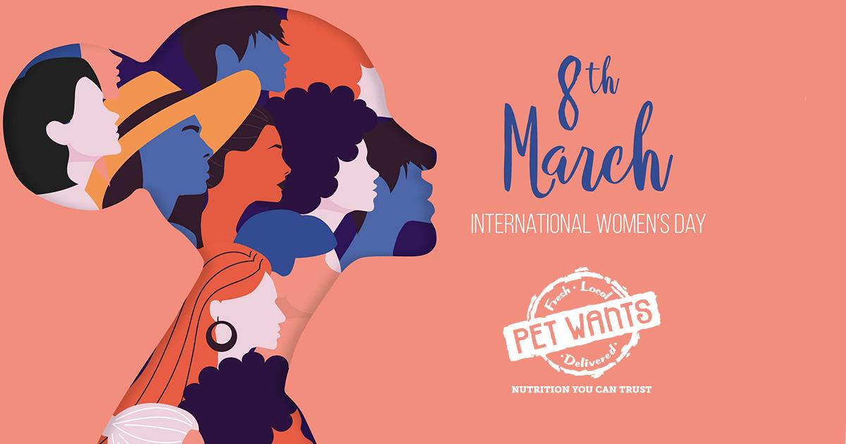 international womens day artwork