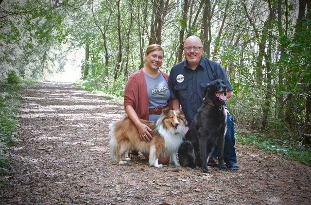 Carrie Hughes and Time Chapman, Owners of Pet Wants Minneapolis