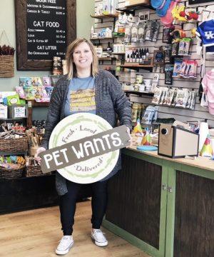 Melissa Mautz - Pet Wants Franchise Owner