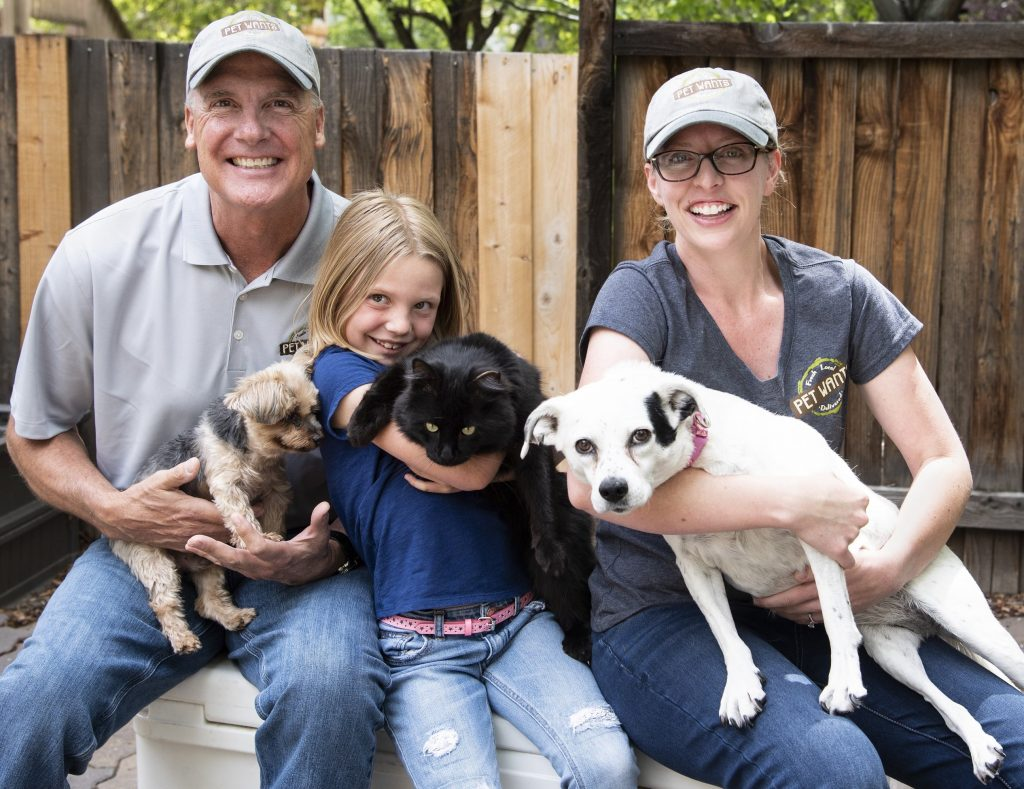 Brian and Bridget Nelson bring Pet Wants of the Sparks region
